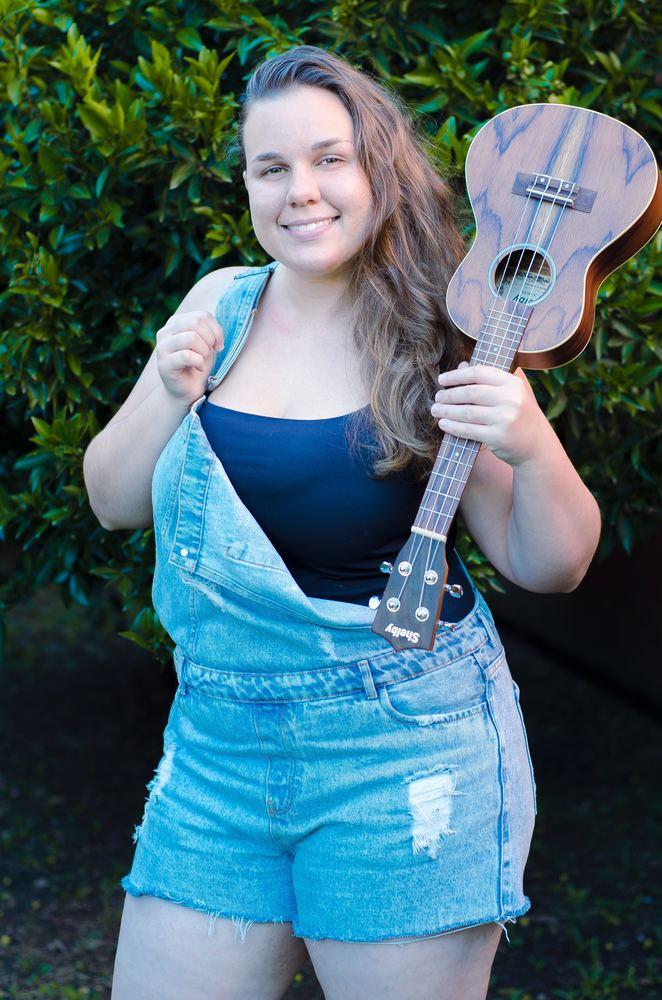 Alle elsker en ukulele